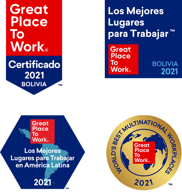 Recognition logos 2021